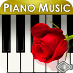 Classical piano relax music icon