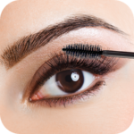 Eyelashes Makeup Camera icon