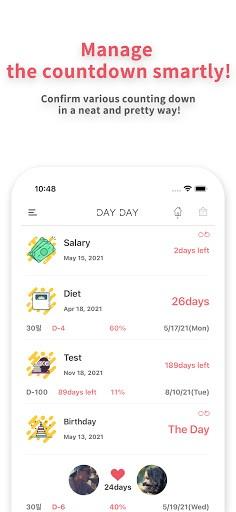 DAY DAY Widget - Events Countdown PC screenshot 3