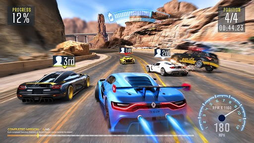 Real City Street Racing - 3d Racing Car Games 2020 pc screenshot 1