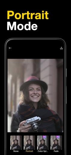 Phocus : Portrait Mode & Portrait Lighting Editor PC screenshot 1