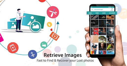 Photo Recovery-Deleted Data recovery-Restore Files pc screenshot 1
