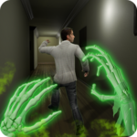 Simulator Ghost Horrors In House for pc logo