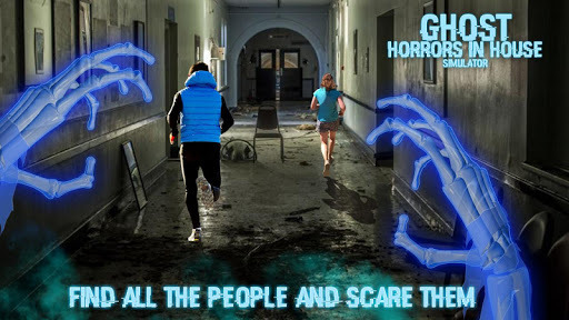 Simulator Ghost Horrors In House pc screenshot 1