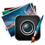 Photo Editor for Android for pc logo