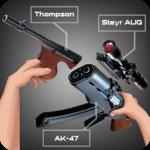 Simulator Weapon Morphing icon