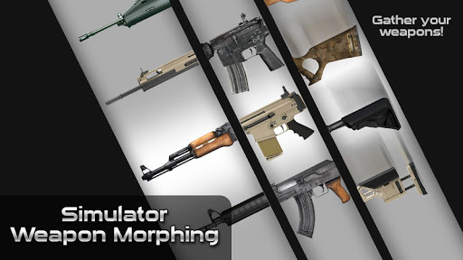 Simulator Weapon Morphing pc screenshot 1