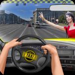 Taxi VAZ LADA 3D Simulator icon