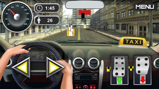 Taxi VAZ LADA 3D Simulator pc screenshot 1