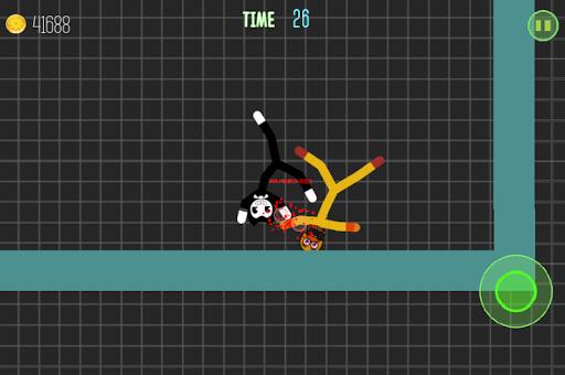 Stickman Warriors Fnaf Vs Sans pc screenshot 1