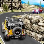 Jeep Parking 4x4 icon