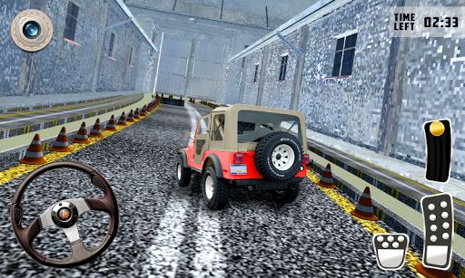 Jeep Parking 4x4 pc screenshot 1