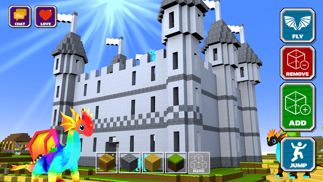 Dragon Craft pc screenshot 1