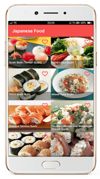 Japanese Food pc screenshot 1