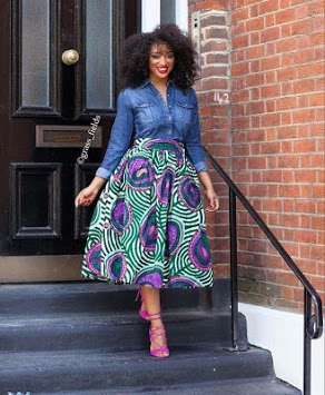 African Ankara - African Fashion Styles pc screenshot 1