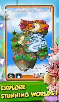 Solitaire Story - Nature's Magic pc screenshot 2