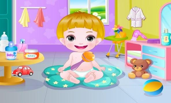 Baby Bath Fun Time HD pc screenshot 1