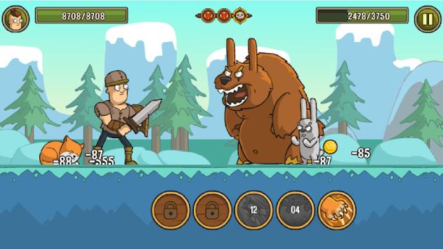 Senya and Oscar: The Fearless Adventure. pc screenshot 1