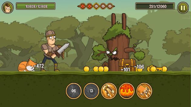 Senya and Oscar: The Fearless Adventure. pc screenshot 2