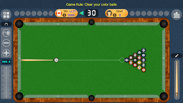 Billiards - Offline & Online Pool / 8 Ball pc screenshot 2