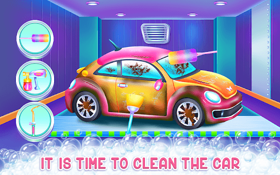 Truck and Car Washing Salon pc screenshot 1