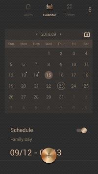 Alarm Clock - Bedside Clock pc screenshot 1