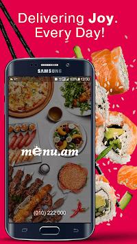 Menu.am — restaurant food delivery pc screenshot 1