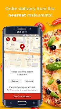 Menu.am — restaurant food delivery pc screenshot 2