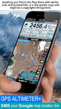 GPS Altimeter pc screenshot 1