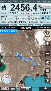 GPS Altimeter pc screenshot 2