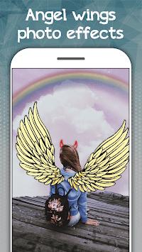 Angel Wings Photo Effects pc screenshot 1