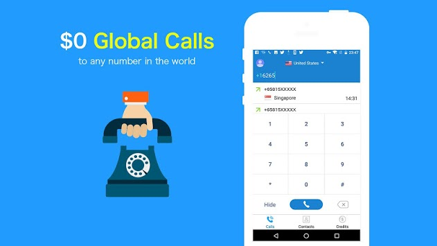Free Call Phone - Global Wifi Calling VoIP App for PC Windows or MAC