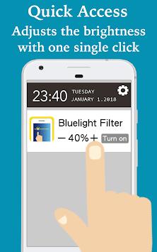 Bluelight Filter for Eye Care pc screenshot 1