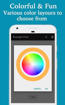 Bluelight Filter for Eye Care pc screenshot 2