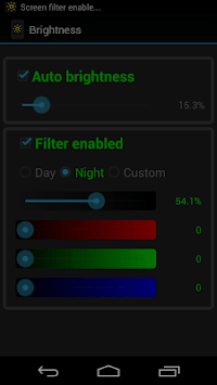 Screen Brightness Tool pc screenshot 2