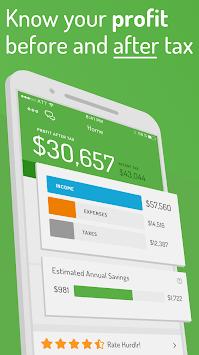 Hurdlr Expenses & Mileage Tracker Log pc screenshot 1
