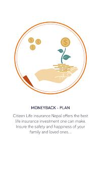 Citizen Life Insurance Nepal pc screenshot 1