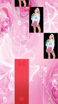 Jojo Siwa Piano Tiles game pc screenshot 2