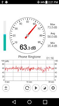 Sound Meter - Decibel pc screenshot 1