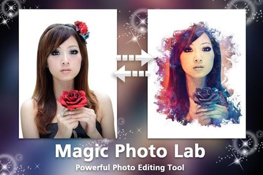 Magic Photo Lab Effect PC screenshot 1