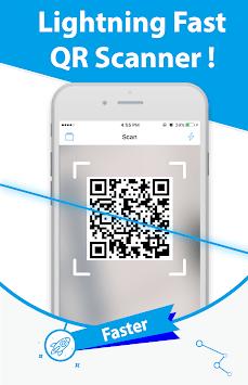 Free QR Scanner: Bar Code Scanner & QR Code Reader pc screenshot 1