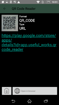 QR Code Reader - Simple,Easy and Free Code Scanner pc screenshot 1
