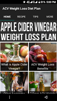 7 Days Apple Cider Vinegar Weight Loss Diet Plan pc screenshot 1