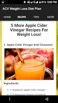 7 Days Apple Cider Vinegar Weight Loss Diet Plan pc screenshot 2