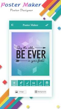 Poster Maker & Poster Designer pc screenshot 1