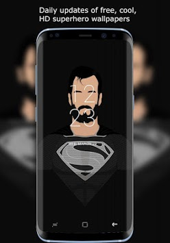 Superheroes Wallpapers pc screenshot 1