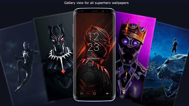 Superheroes Wallpapers pc screenshot 2