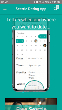 Seattle Dating App pc screenshot 2