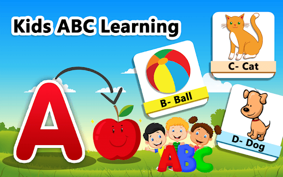 Preschool Learning ! Kids ABC, Number, Color games pc screenshot 1