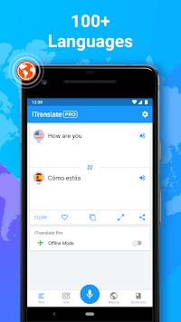 iTranslate Translator & Dictionary pc screenshot 1